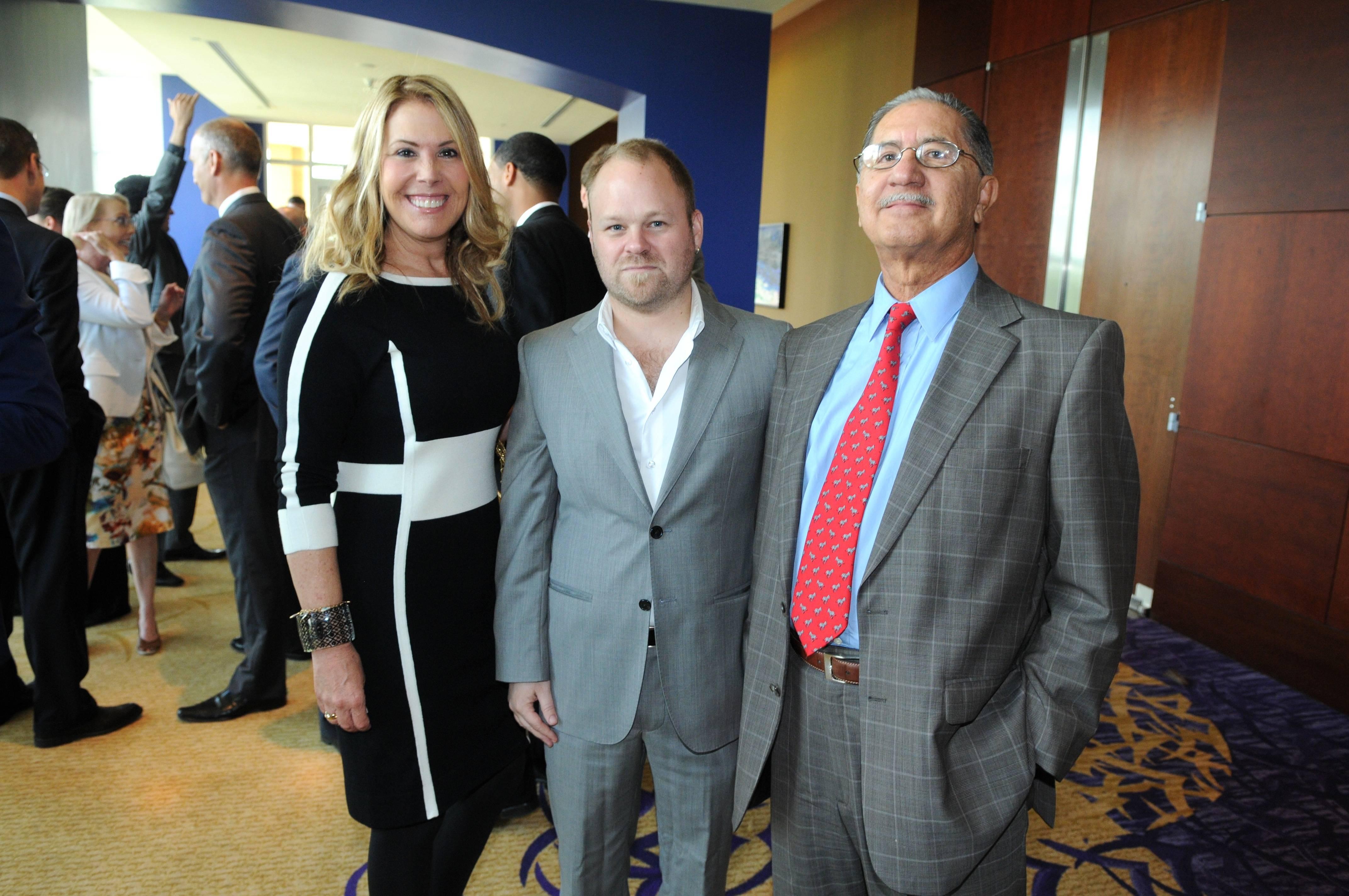 17. Barbara Marquez, Tobias Ostrander, Sergio Garcia-Granado - Photo Manny Hernandez
