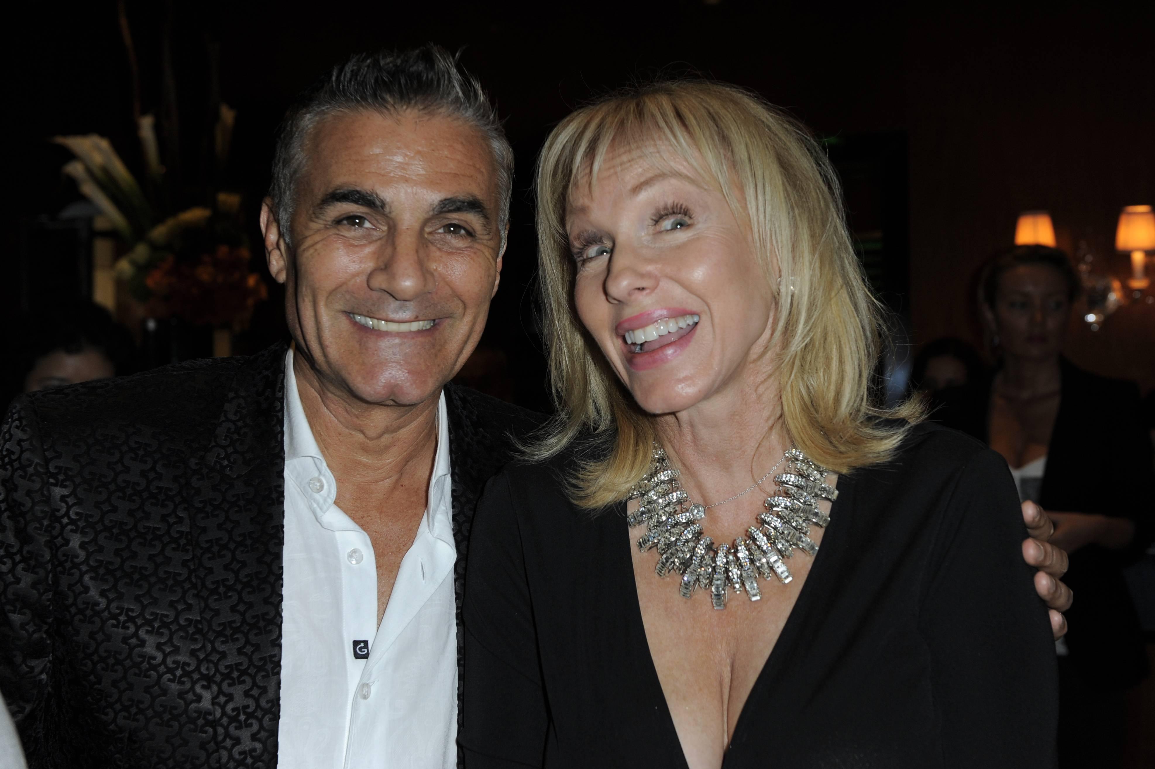 Eric Milon and Lea Black