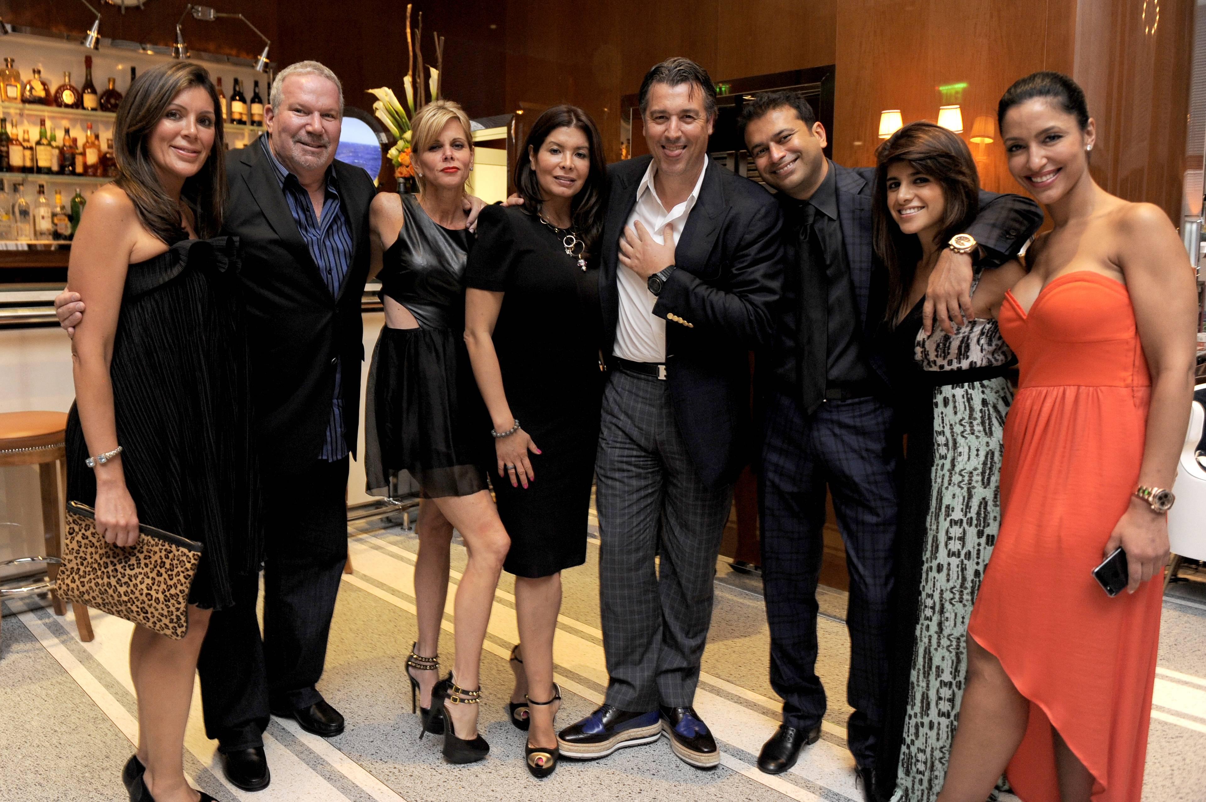 Ken Gorin, Rick De La Croix, Kamal Hotchandani, Paola Rueda, Violet Camacho