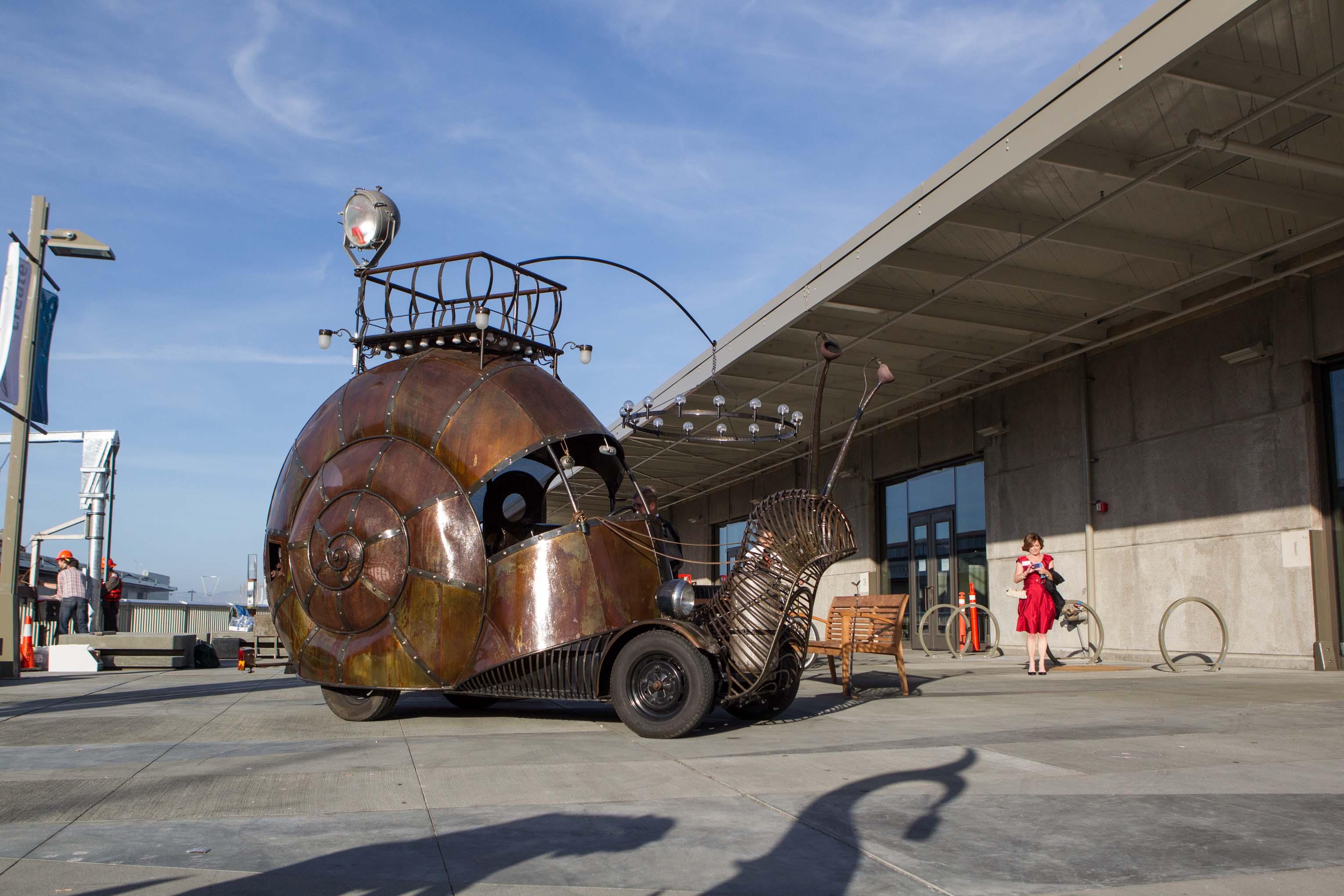 The Exploratorium Reopening Gala