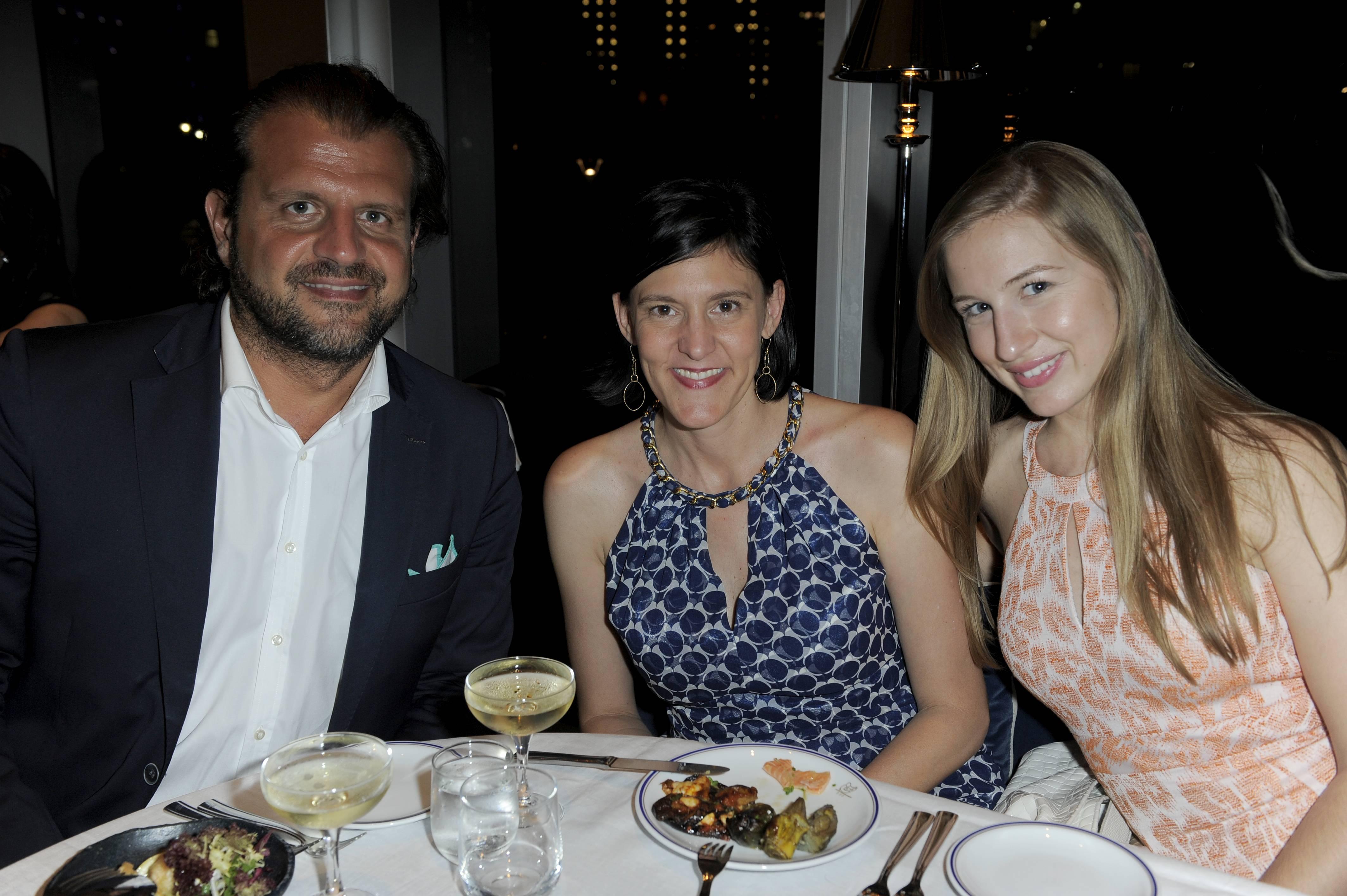 Haute 100 Dinner by Haute Living magazine Miami