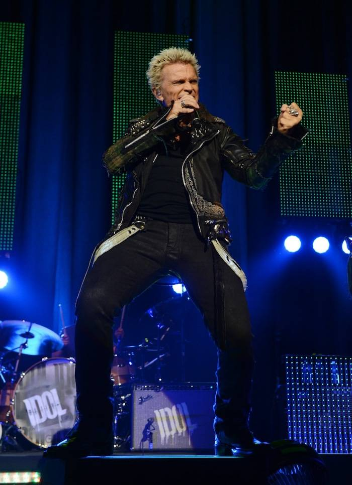 Billy Idol Palms Las VegasMay 25 2013Photos By Denise Truscello