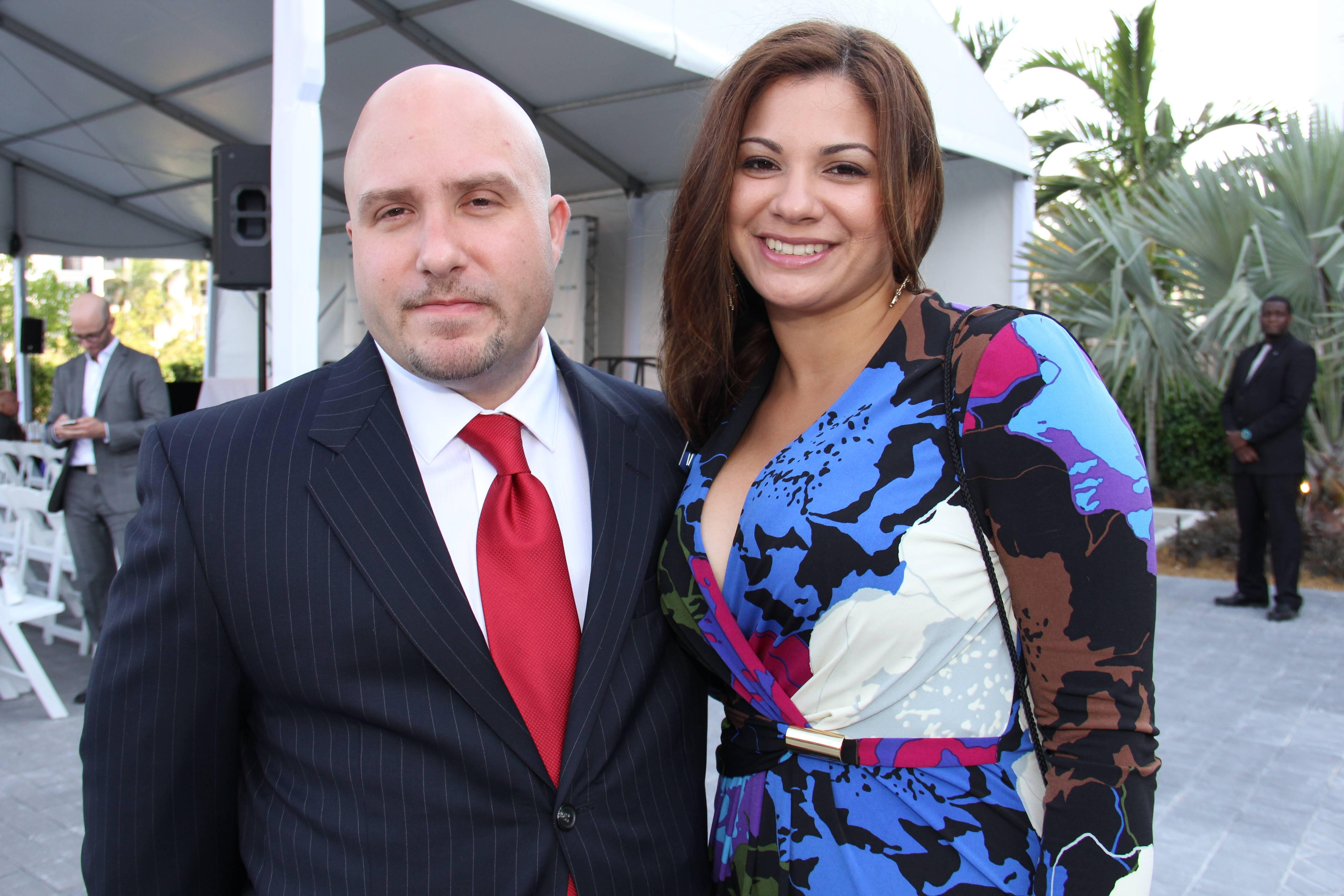 Alejandro Pupo, Mariana Perez