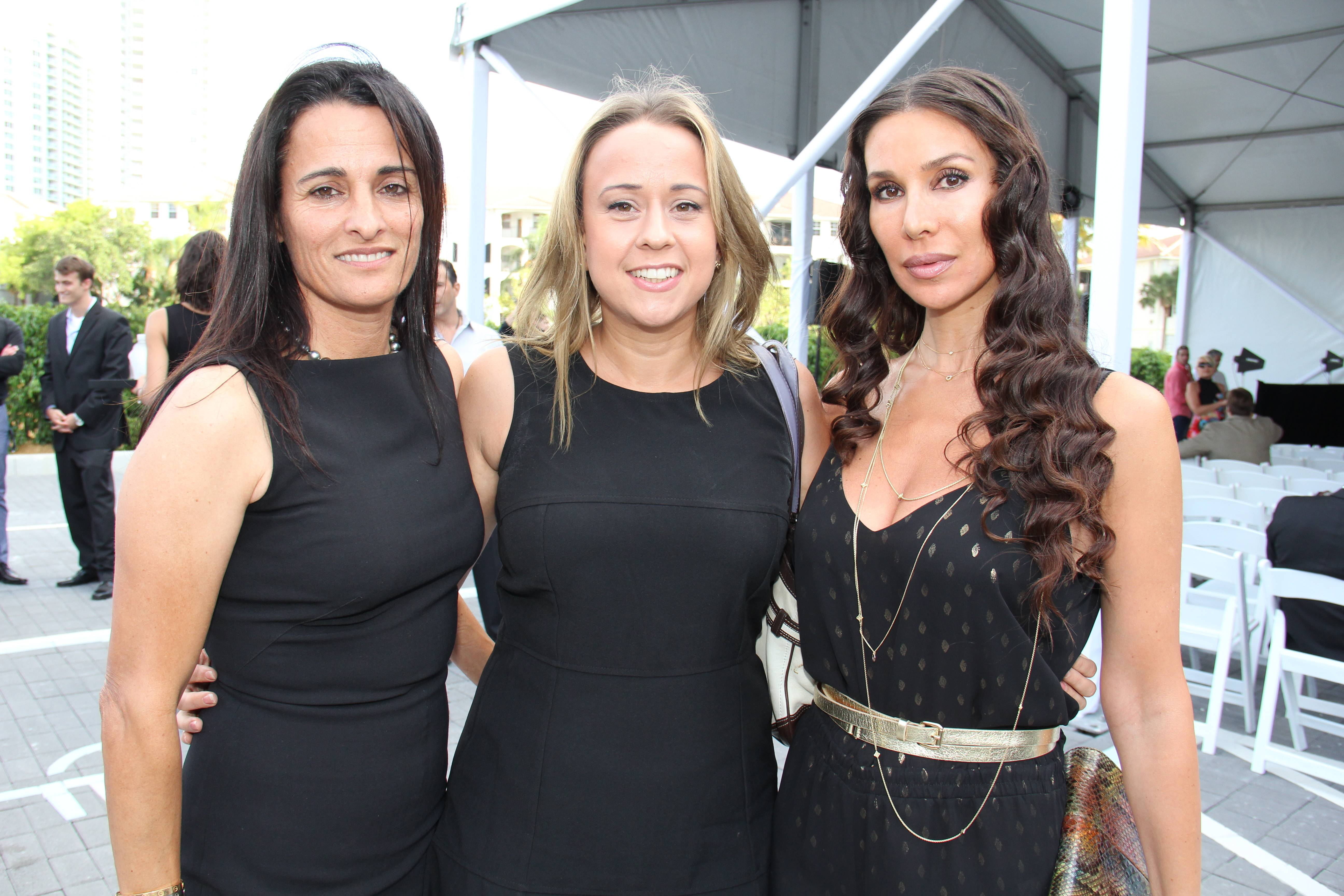 Avra Jain, Nathalie Birkenfeld, Andrea Baclea