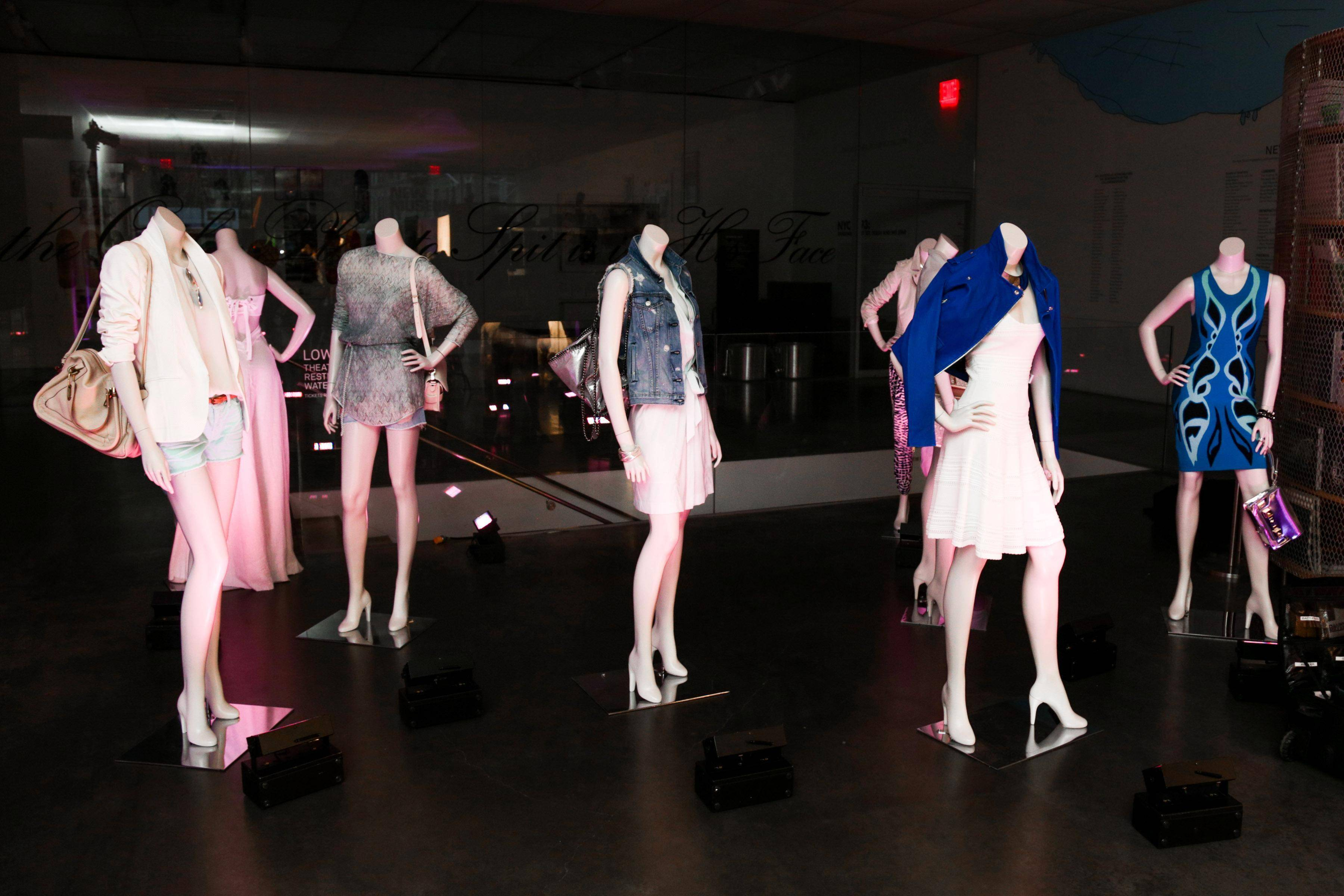 INTERMIX 20th Anniversary Party at the New Museum
