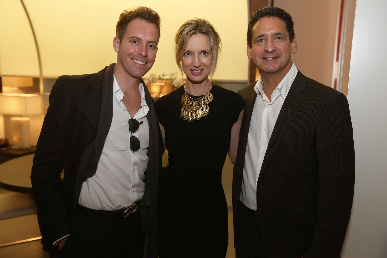 John Brevard, Hadley Henriette, & Phiip Goldfarb