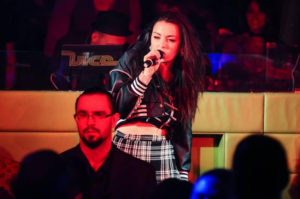 Charli XCX_LAVO Performance