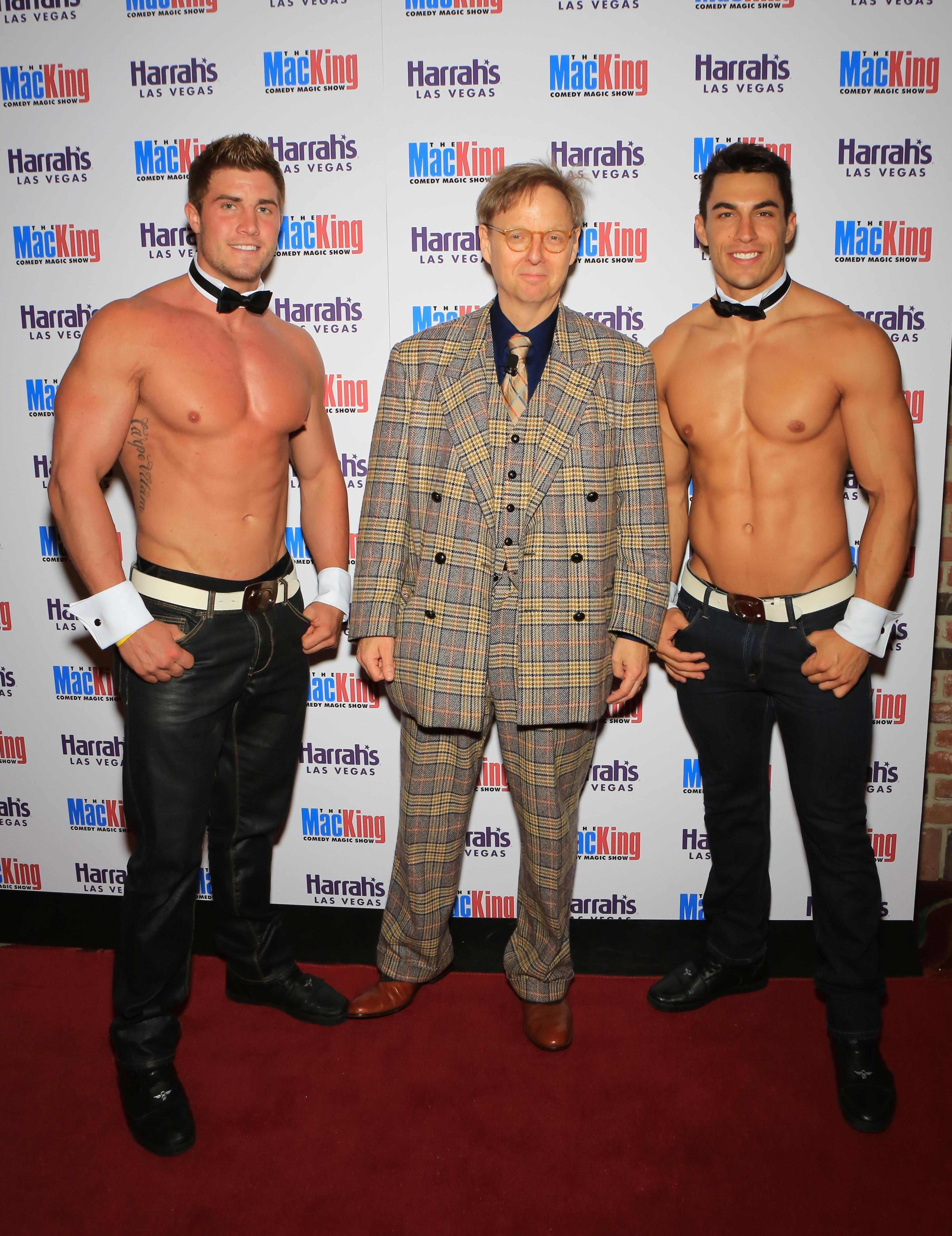 Chippendales and Mac King
