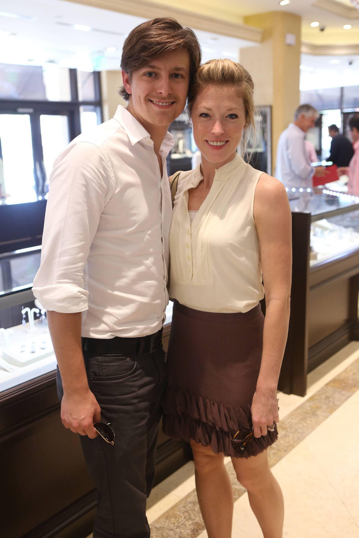 Chris Melone & Abby Lindenberg1