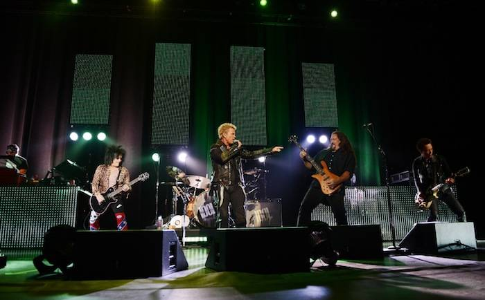 Billy Idol  Palms  Las Vegas May 25 2013 Photos By Denise Truscello