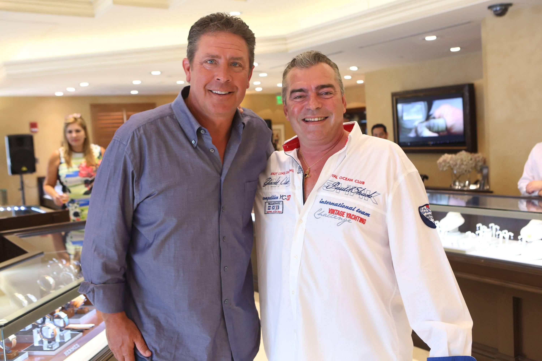 Dan Marino & Franck Muller2