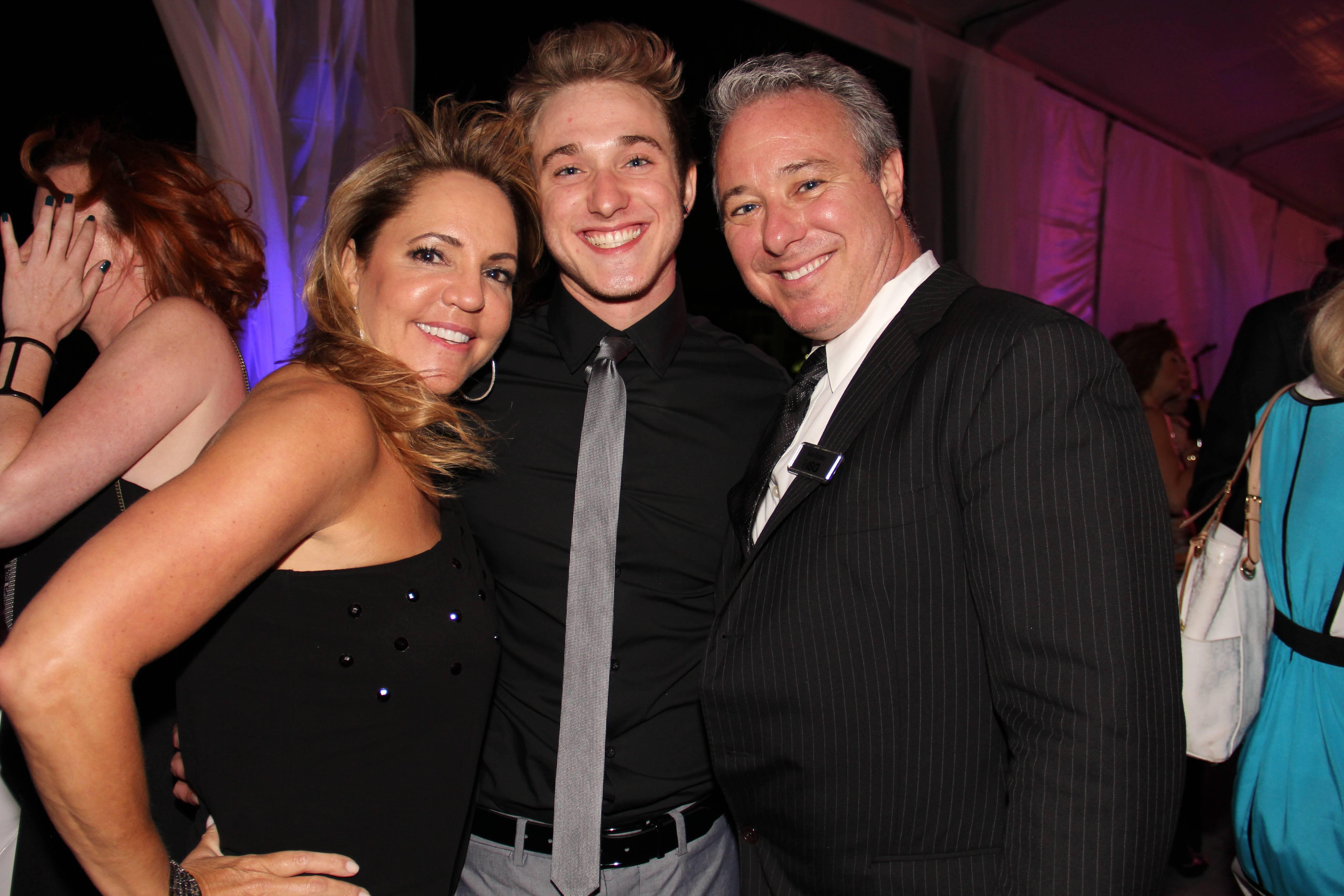 Deborah, Jordan, Ken Golden
