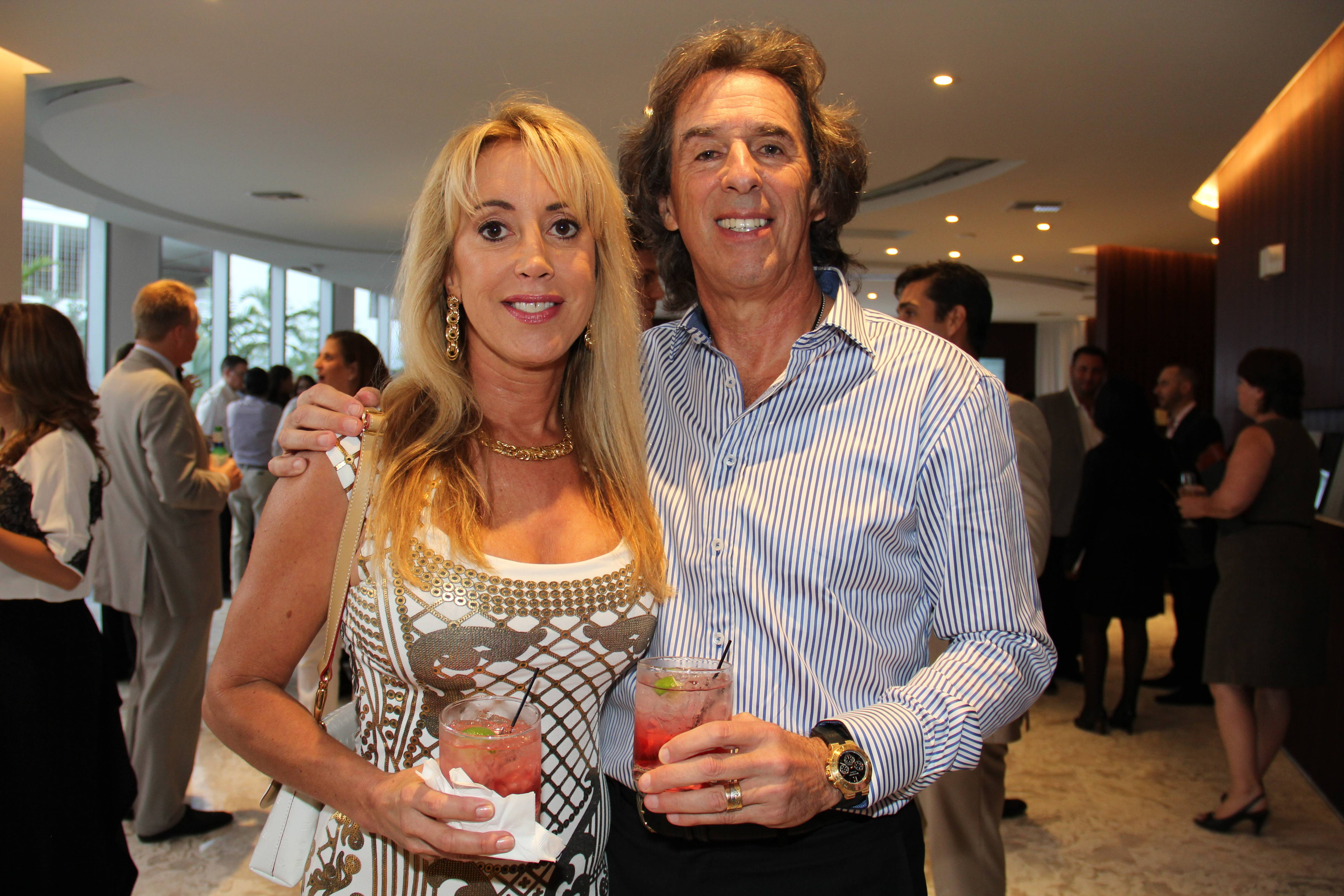 Deborah & Stuart Posner