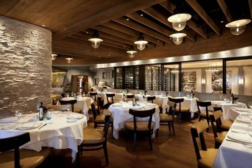 Costas Spiliadis Greek Restaurant At The Cosmopolitan Serves Mediterranean Dishes Using Seafood Imported Daily In New York City And Montreal