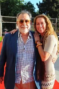 Founder, Francis Ford Coppola_ Executive Director Kristie Fairchild