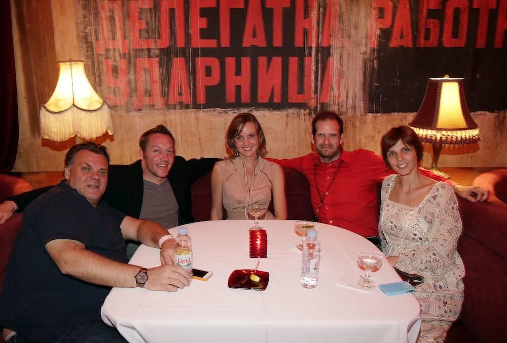 Francois Payard at Vodka & Caviar at Vegas Uncork'd_credit Isaac Brekken for Bon Appetit