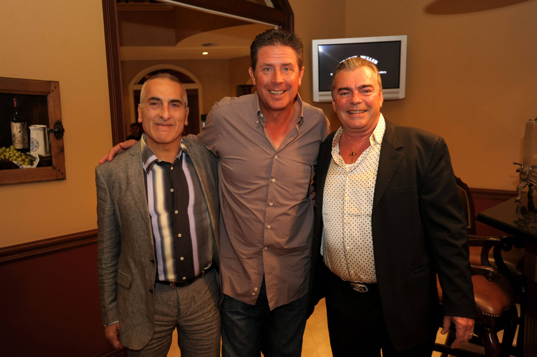Hartch Kaprielian, Dan Marino, Franck Muller