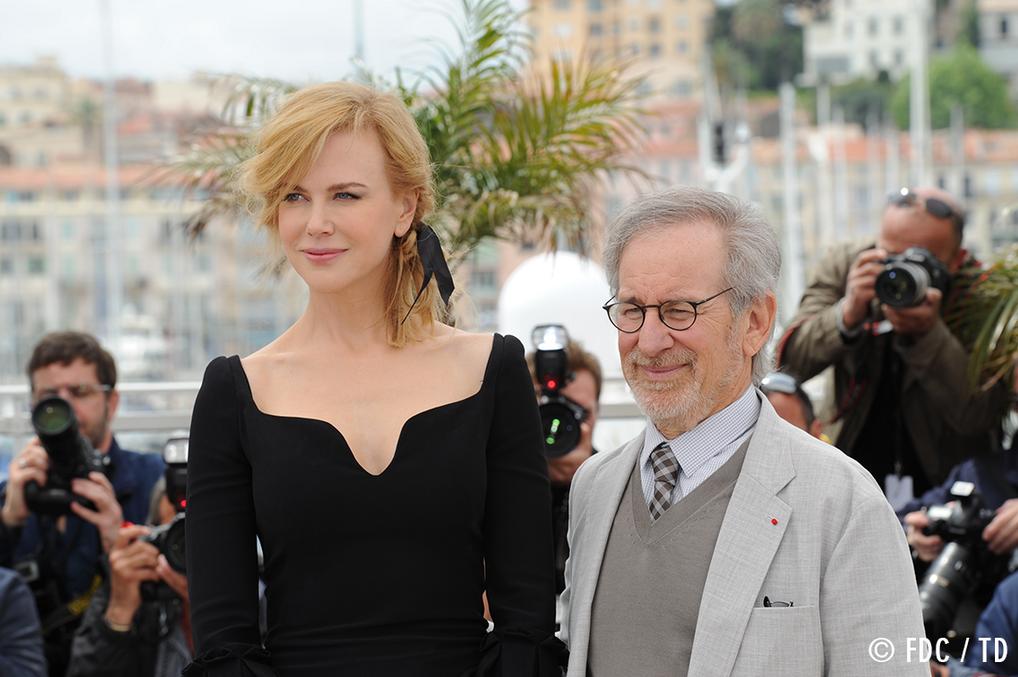 Jury #Cannes2013 Nicole Kidman & Steven Spielberg
