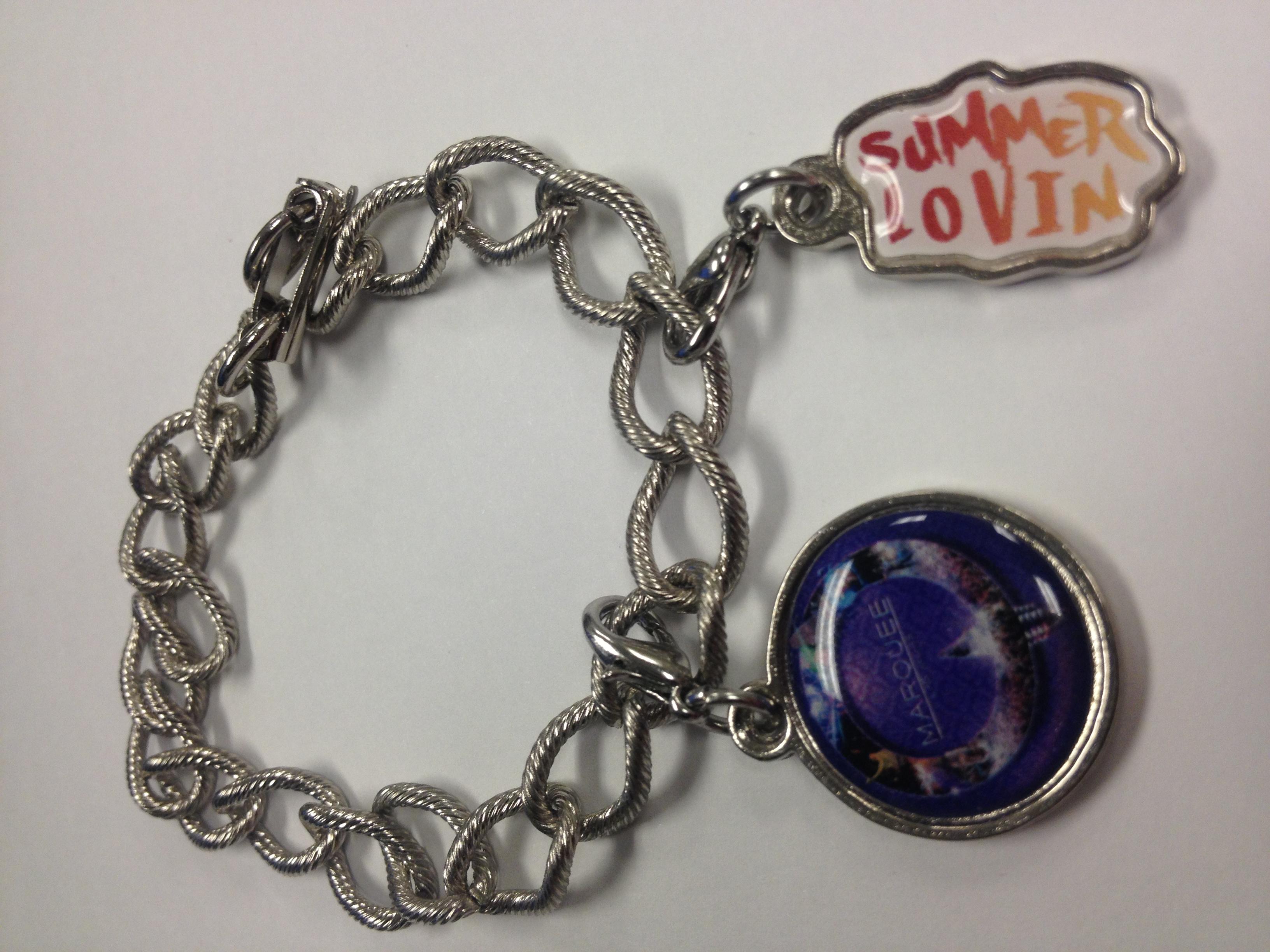 Kaskade Summer Lovin' Charm Bracelet