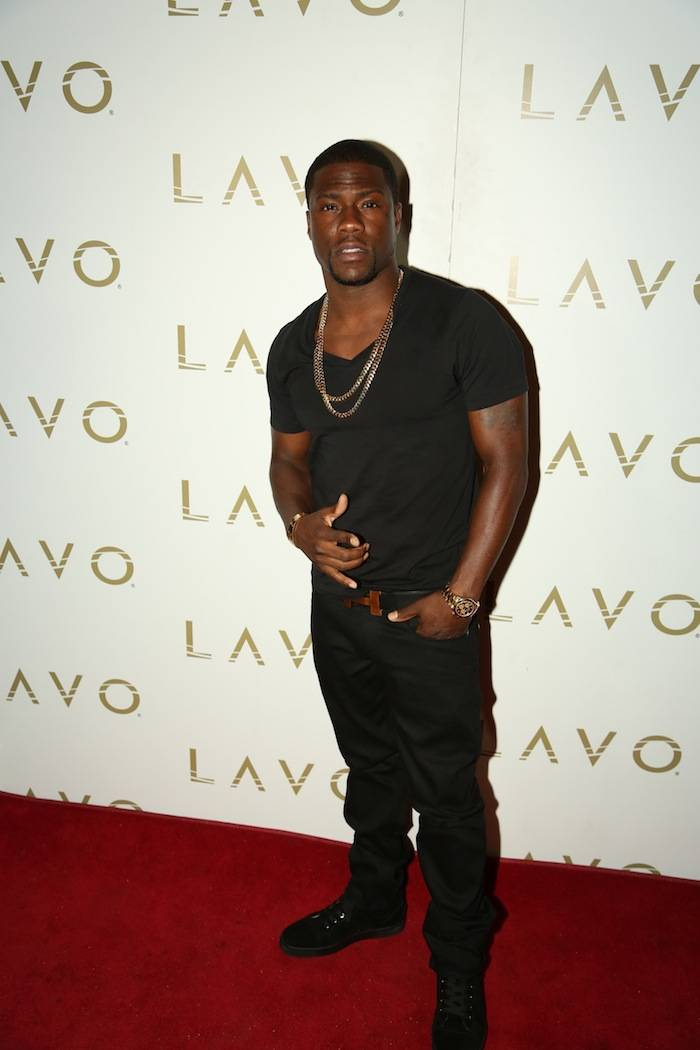 Kevin Hart_Red Carpet at LAVO