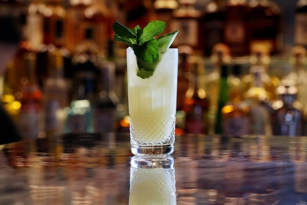 King's Garden cocktail