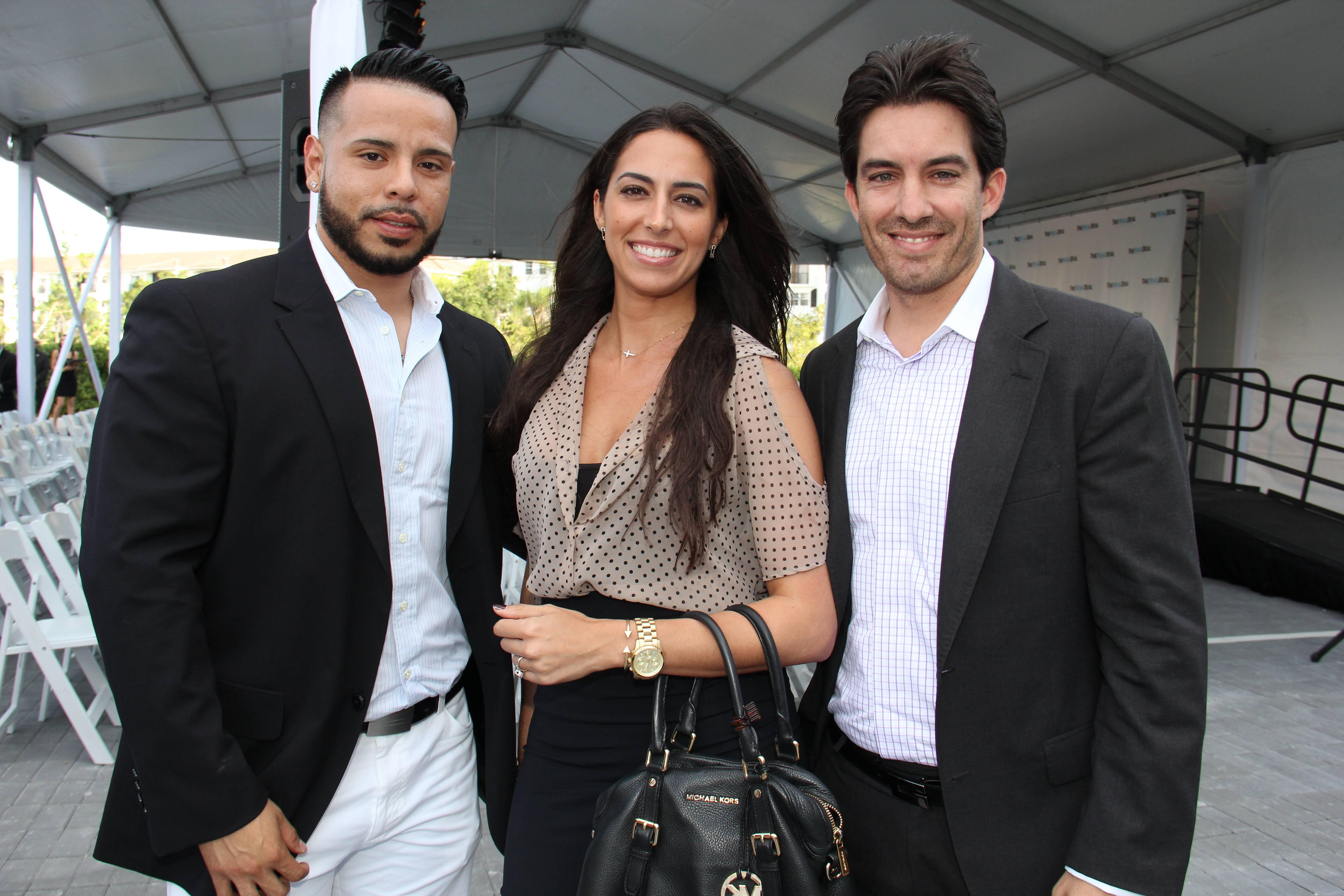 Lenny Guerreo, Ilene Pinero, Tony Rodriguez