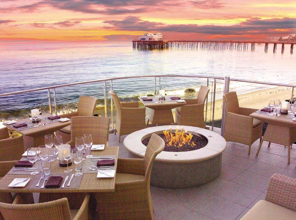 The Best Of Malibu Hotels Shopping Restaurants Wineries And More Haute