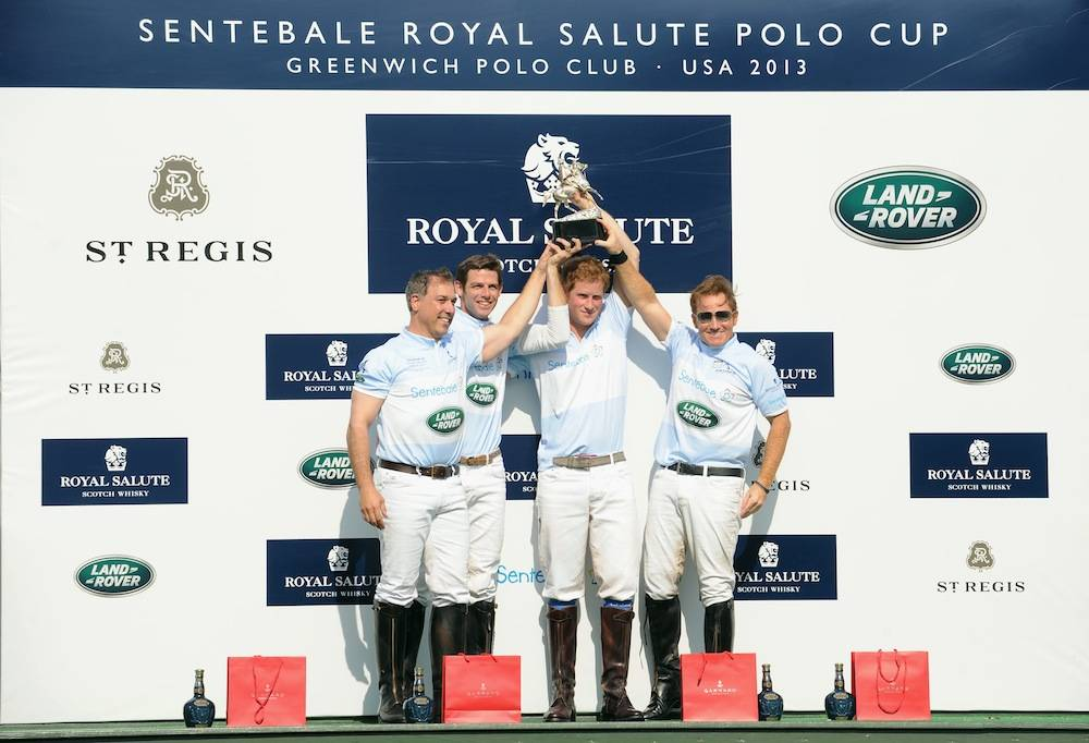 Land Rover Sponsors the 2013 Sentebale Royal Salute Polo Cup
