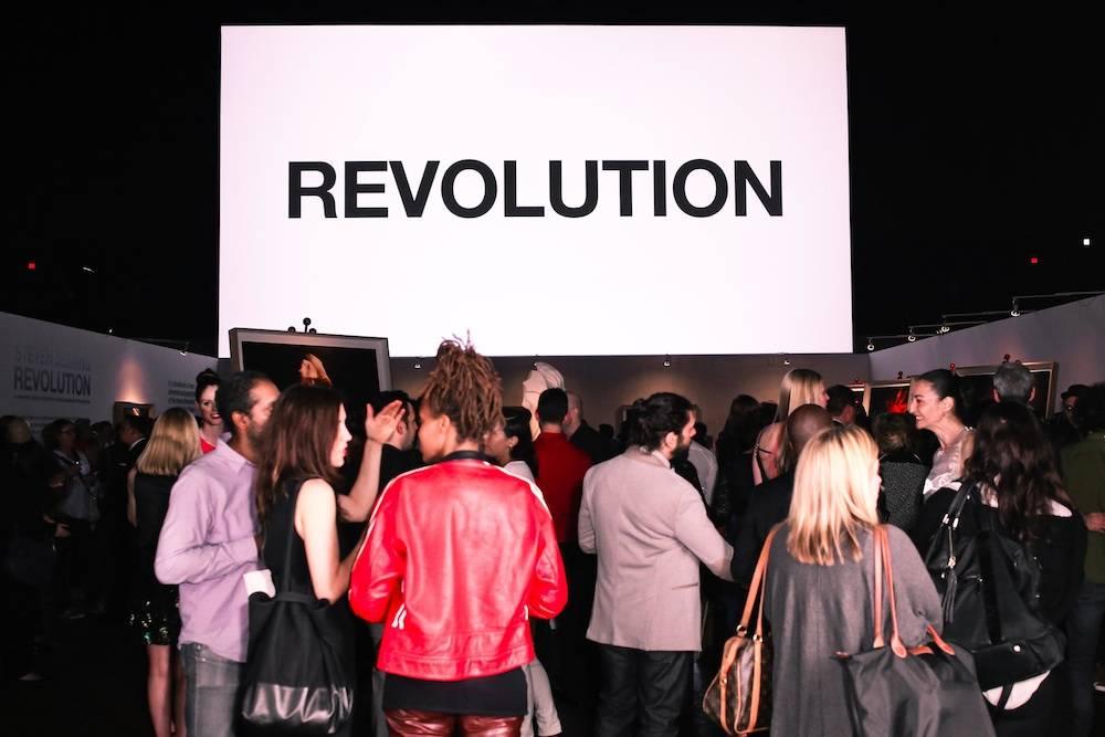 STEVE SEBRING'S REVOLUTION