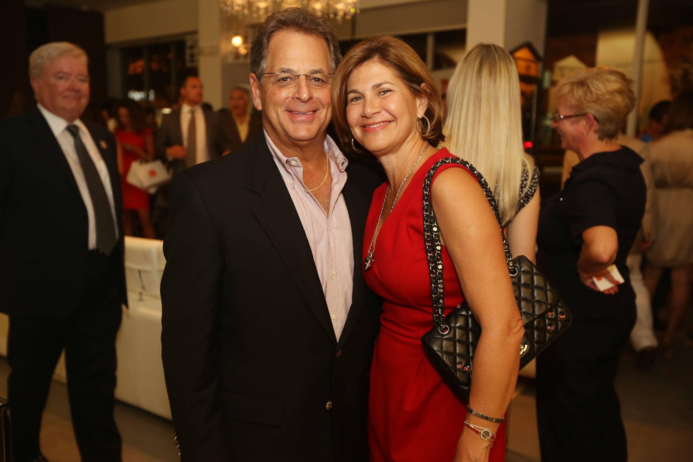Richard Sharpstein & Debra Leibowitz1