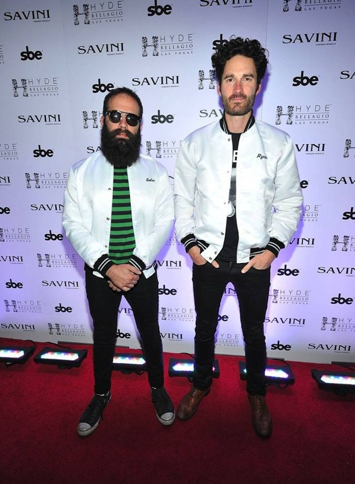 Haute Event: Capital Cities Performs at Hyde Bellagio