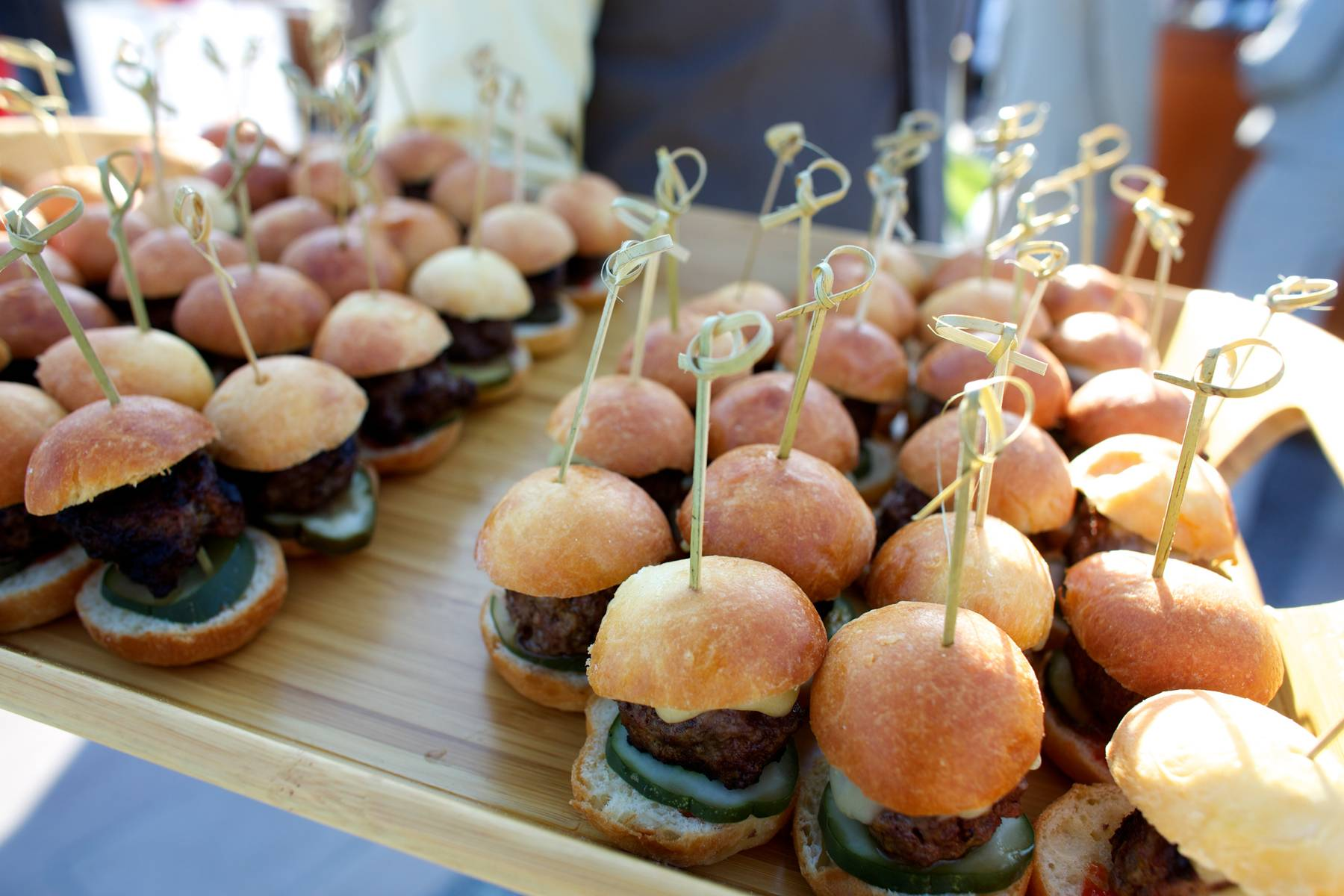 Summer Kickoff - Sliders