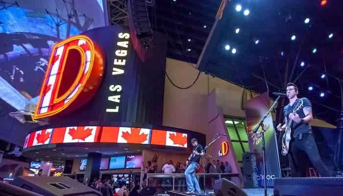 Theory of a Deadman Rocks the D Las Vegas, 5.19.13