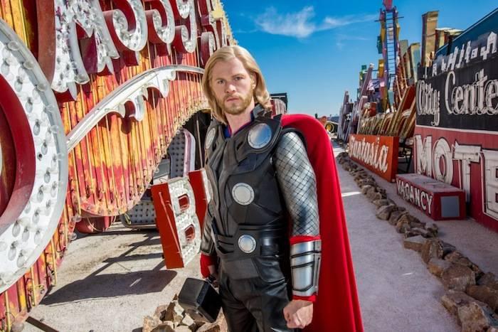 Thor Neon Boneyard 1