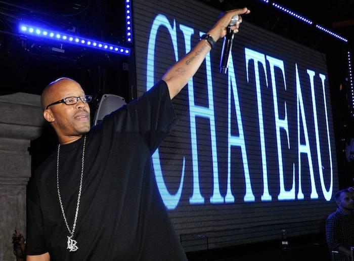 Warren G kicks off Memorial Day weekend at Chateau Nightclub & Gardens. Photos: David Becker/WireImage