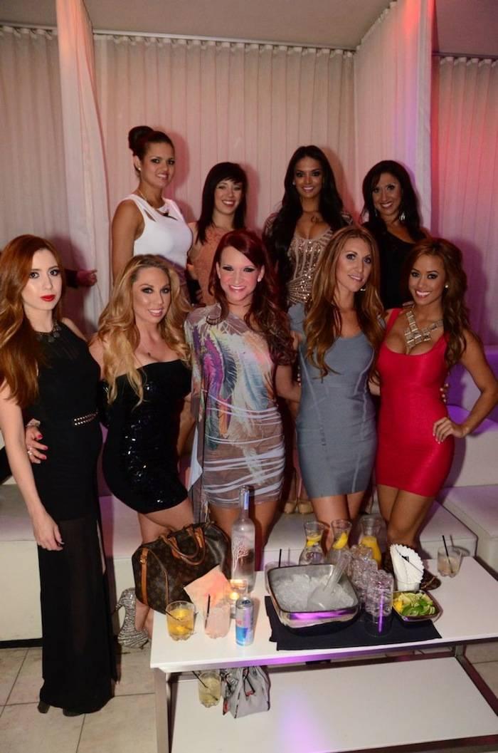 X Burlesque_Group Photo 2_PURE Nightclub