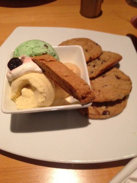 Cookies and Gelato