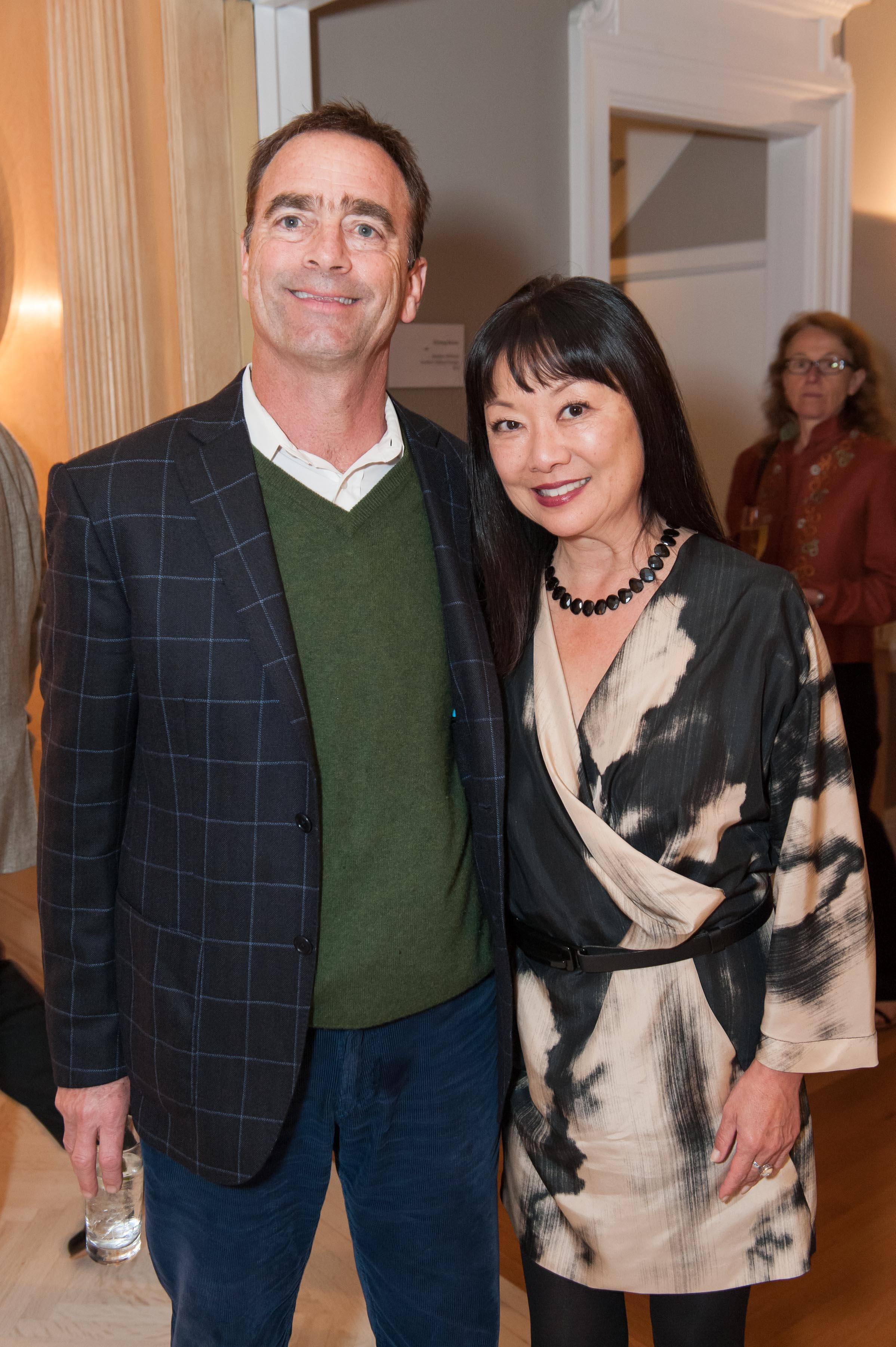 Steven Dinkelspiel, Rhonda Hirata