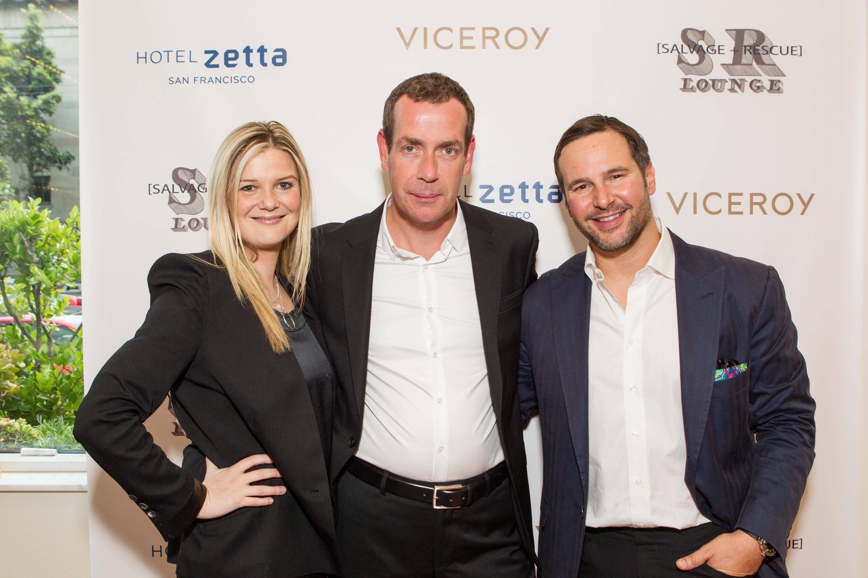 Hotel Zetta Grand Opening Celebration