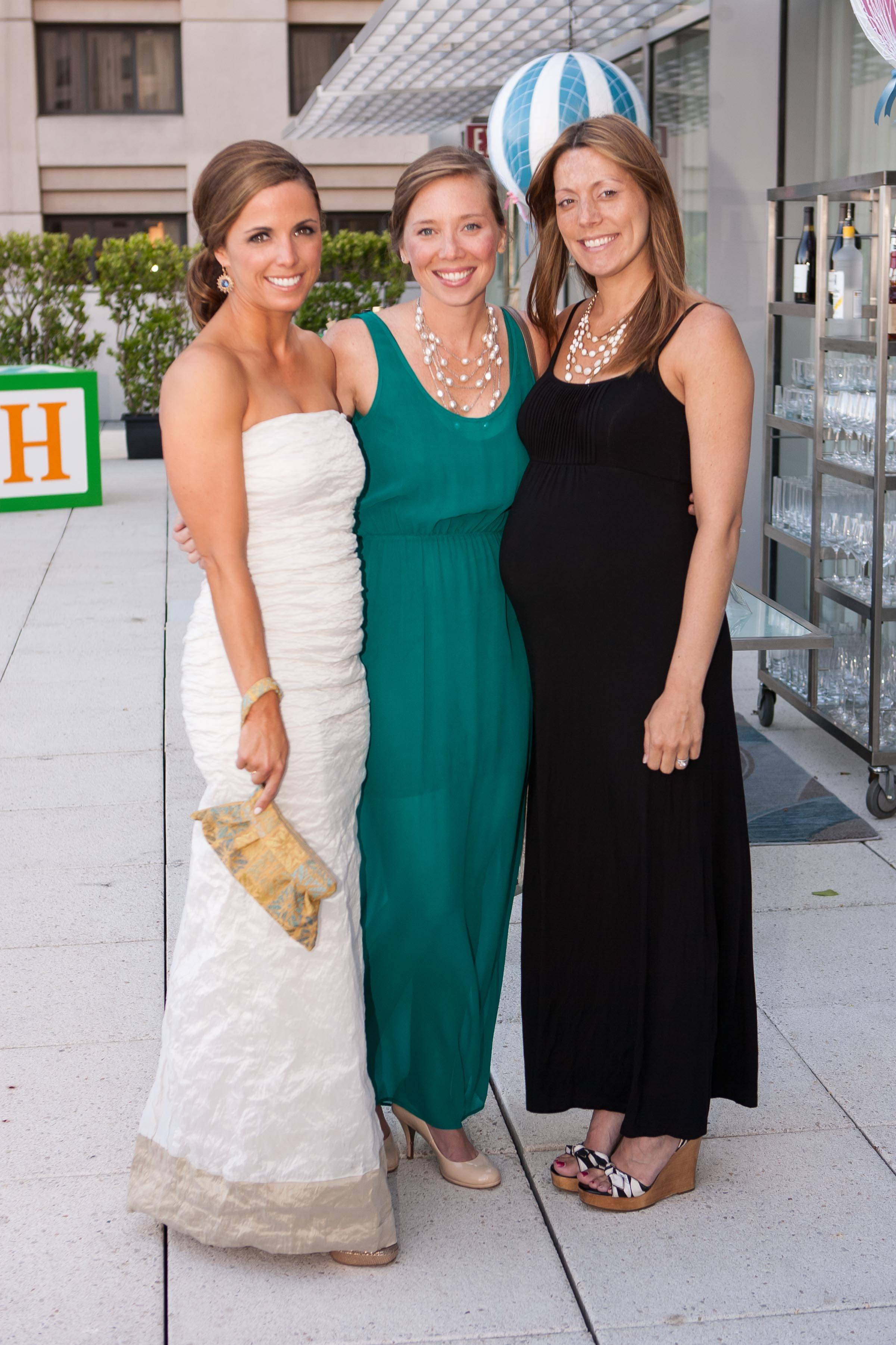 Lauren Eastman, Amanda Patterson, Jenna Mesic