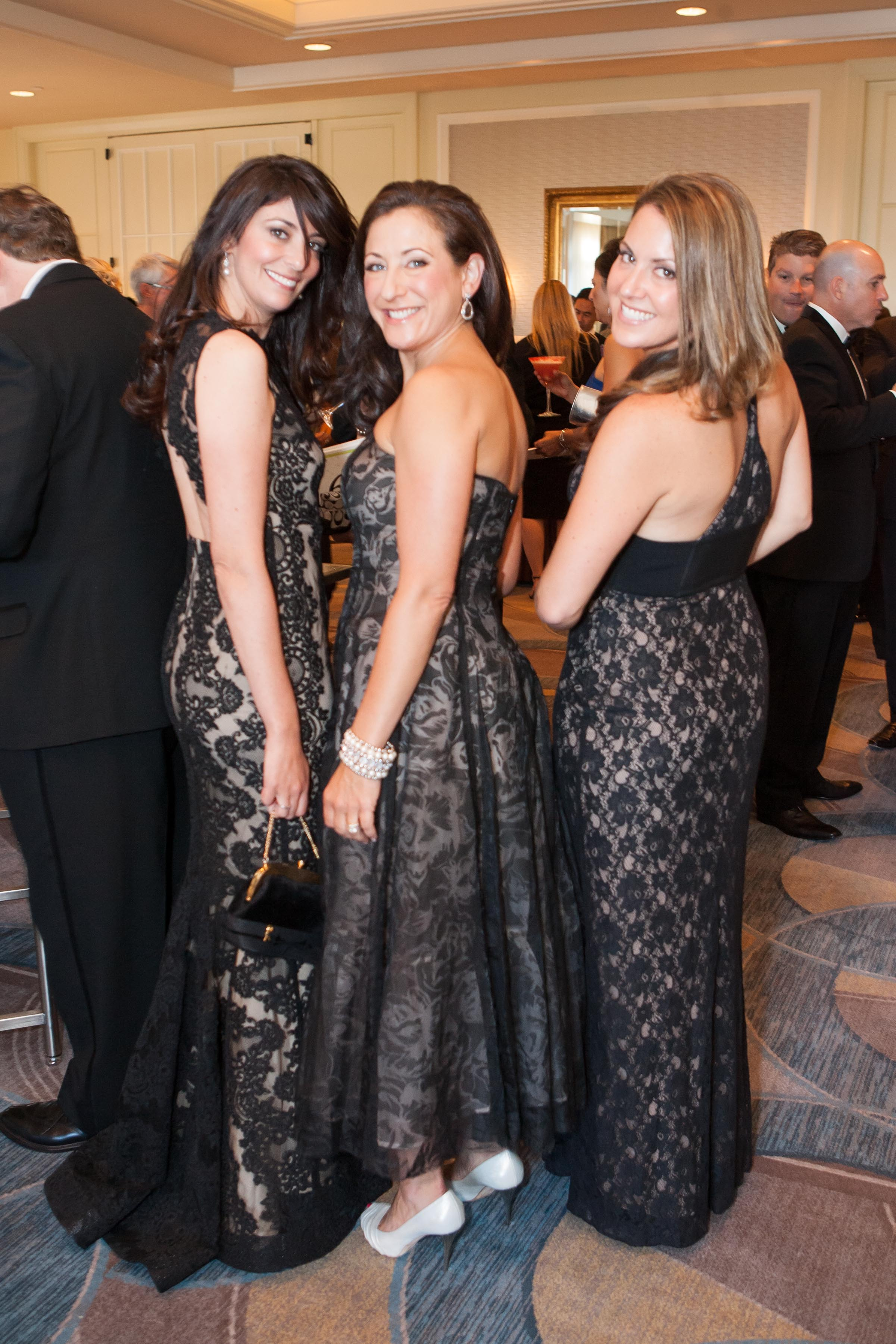 Marissa Shipman, Victoria Dade, Susan Hansen