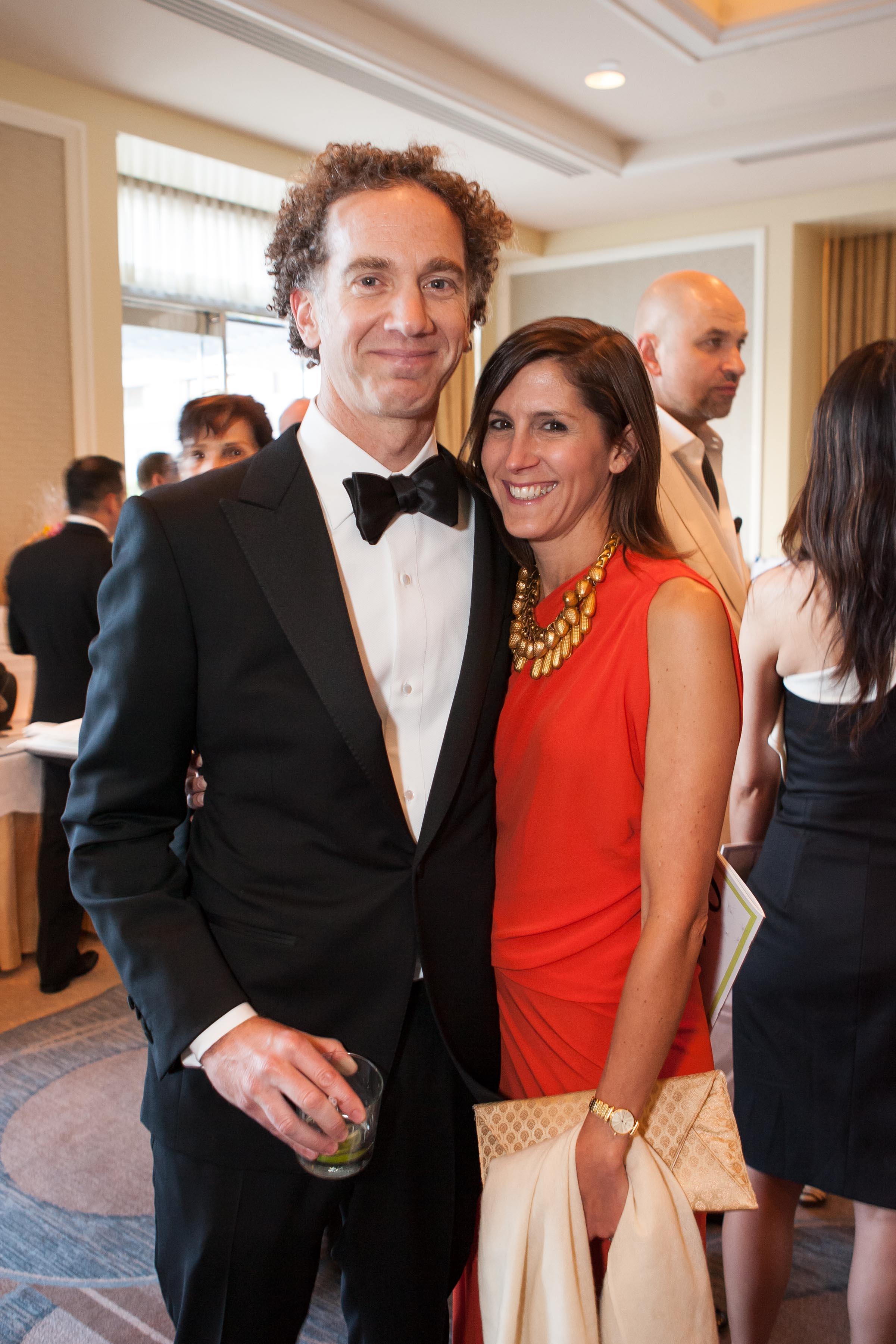 David MacKnight, Kristin MacKnight
