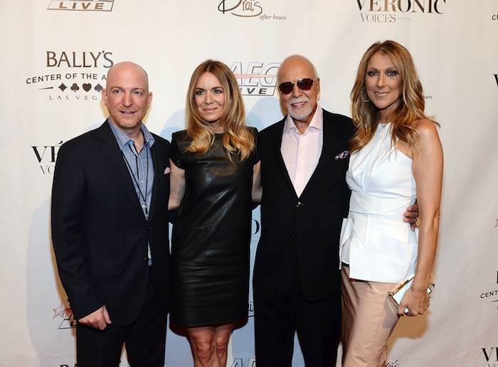 """""""Veronic Voices"""" Show Premiere At Bally's Las Vegas – Arrivals"""