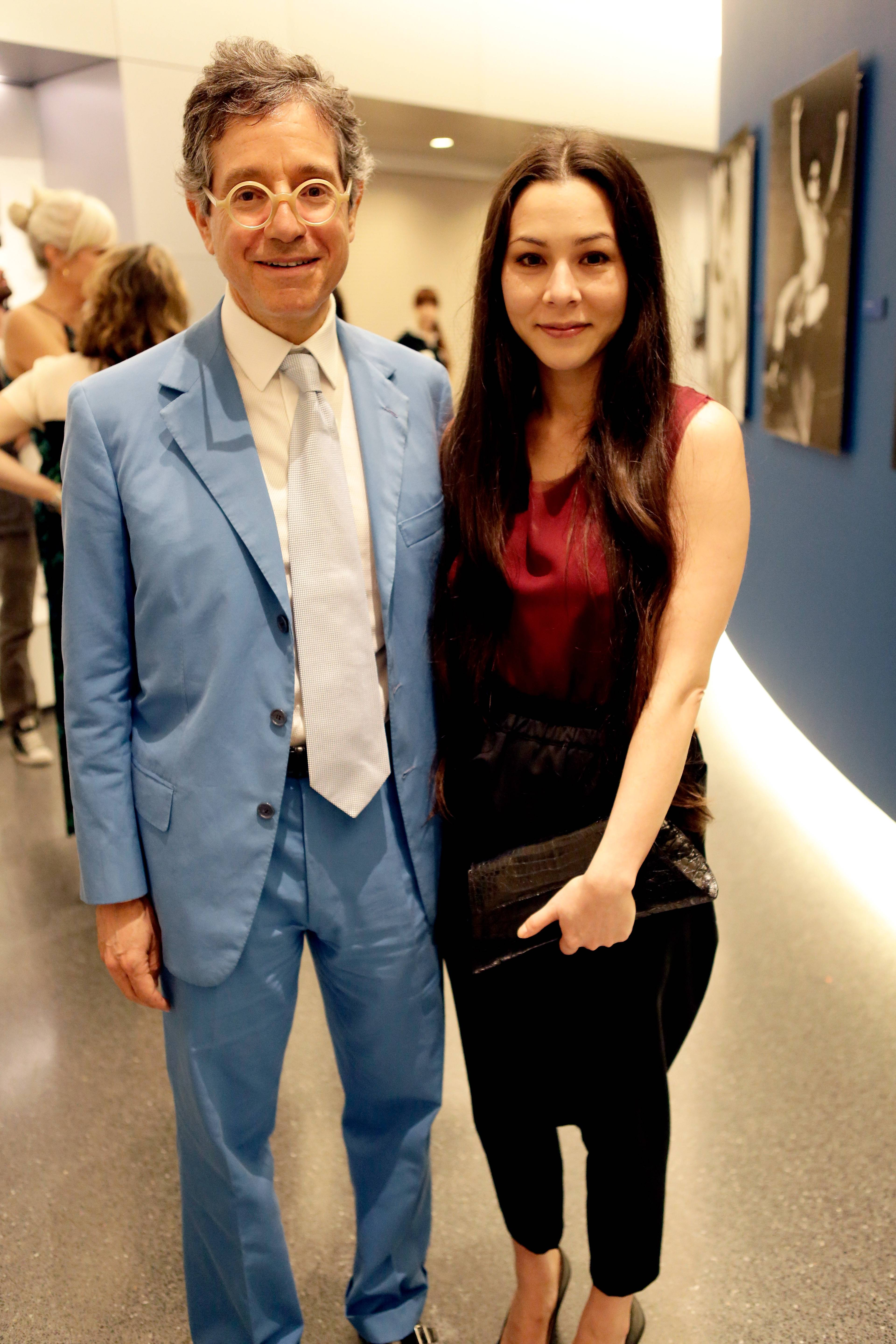 Annenberg Space For Photography: Helmut Newton Exhibit Opening Night
