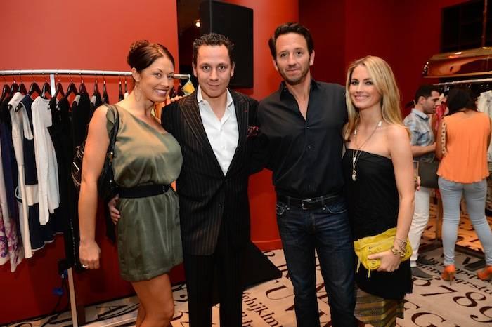 Jimarie Cherie, Nick Gold, Christian Gold, Amanda Hearst