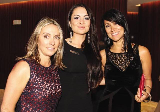 Ana Tajes, Liliana Gomez, Michelle Dantonio