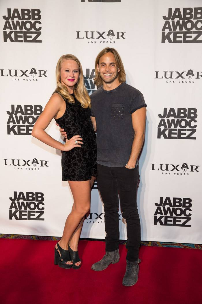 Carrie St. Louis and Justin Mortelliti- Rock of Ages.jpg