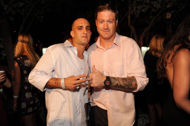 Chris Anzalone & Jeremy Shockey