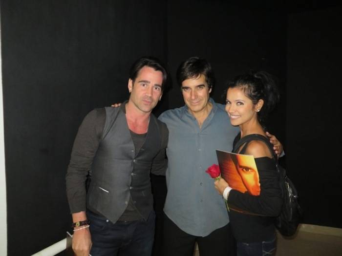 Colin Farrell with DC 5.31.13