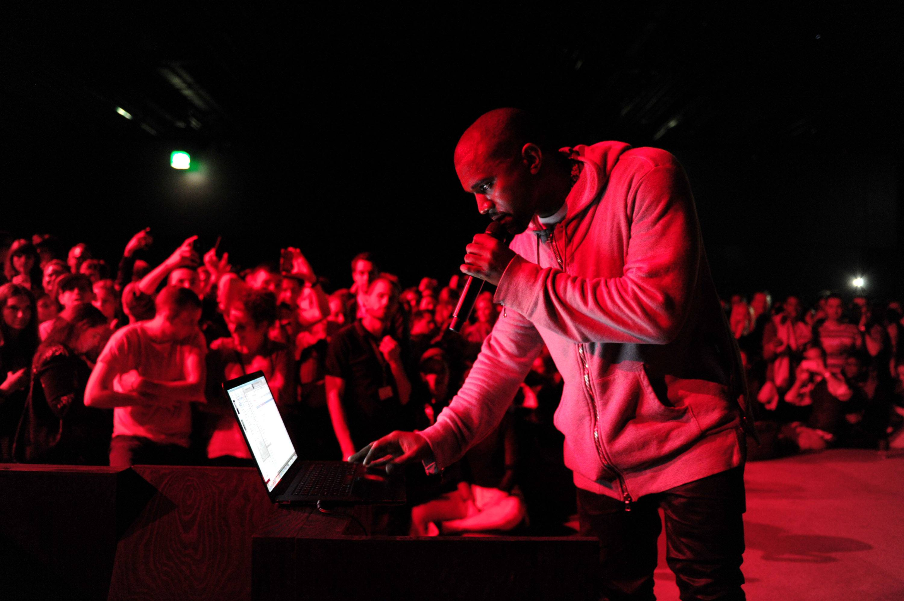 Design Miami Presents Kanye West World Exclusive Listening Party for His New Albulm